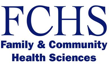 FCHS: Family and Community Healthy Sciences.
